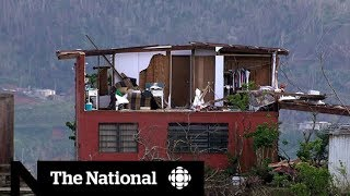 Puerto Rico after Hurricane Maria: Still desperate for aid