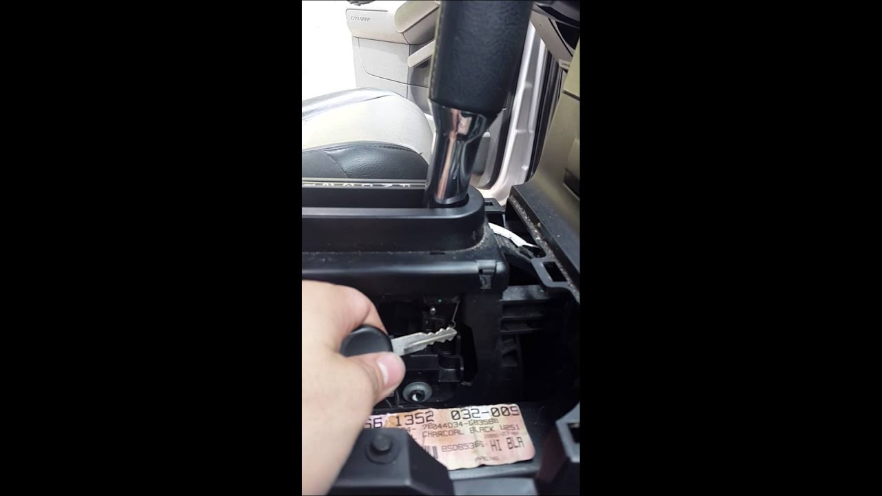 Key Stuck In Ignition Free Fix