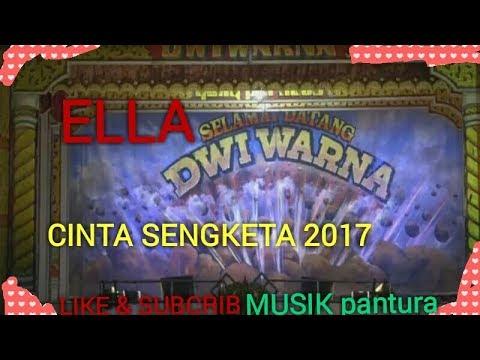 SANDIWARA DWI WARNA || ELLA - CINTA SENGKETA 2017 versi regge