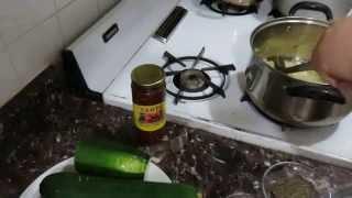 Кабачки с Хуммусом По Египетски Zucchini With Hummus Egyptian Recipe