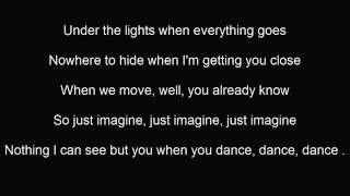JUSTIN TIMBERLAKE CAN T STOP THE FEELING Lyrics