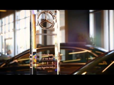 The best of the best dealership award mercedes benz of for Mercedes benz of virginia beach