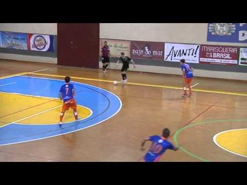 Deportes  Fútbol Sala Ourense Prolsport Santiago Futsal