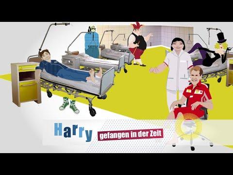 Learn German (A1-B1) | HARRY – Gefangen In Der Zeit | Episode 20