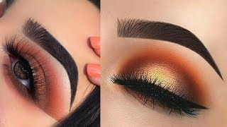 Easy And Beautiful Eye Makeup Tutorial Compilation Videos #8