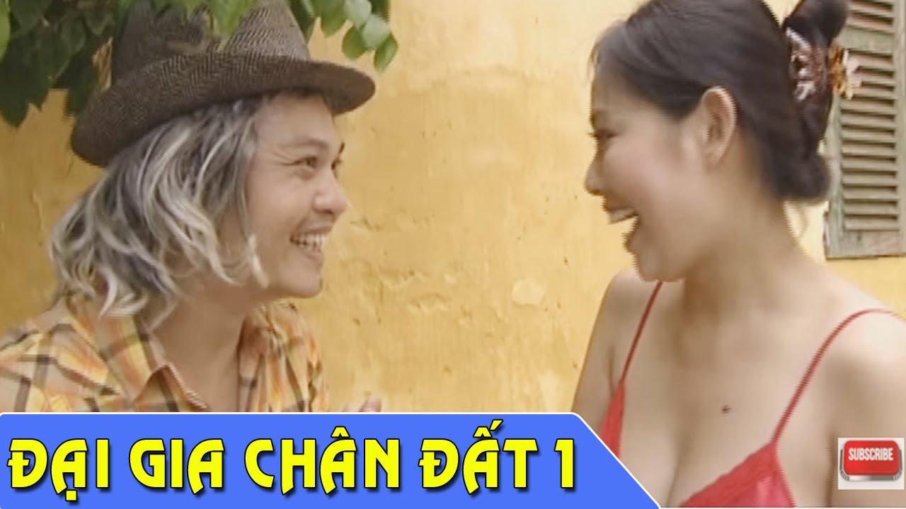 Đại Gia Chân Đất 1 | Phim Hài Tết