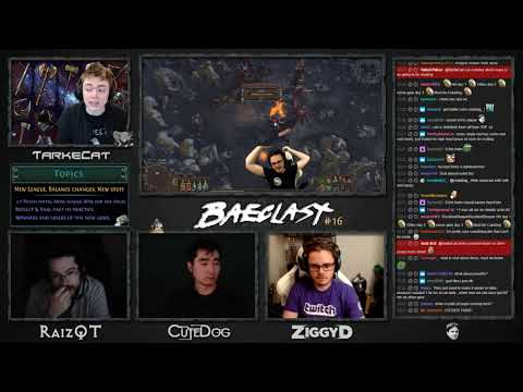 Baeclast #16 Abyss & War for the Atlas Launch!