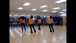 Tango Cha Line Dance