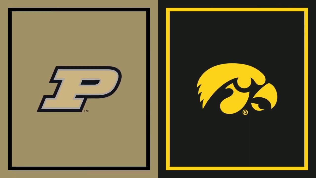 Iowa football at Purdue: Live updates, how to watch