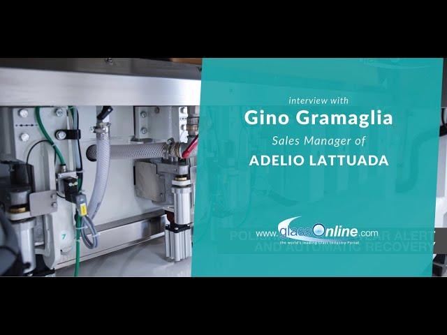 Video Interview with Gino Gramaglia, Sales Manager of Adelio Lattuada