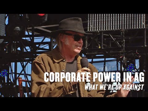 Corporate power in agriculture