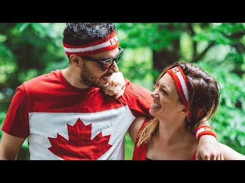 Canada Road Trip - Ottawa for Canada Day