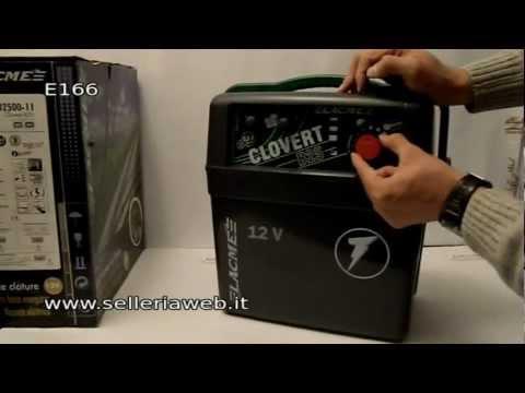 Selleriaweb elettrificatore clovert b25 e166 for Elettrificatore lacme