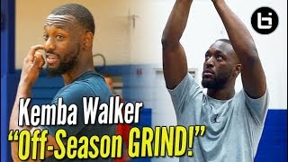Kemba Walker: How to Get ALL-STAR BUCKETS!! OFF SEASON GRIND w/ Ty Patterson