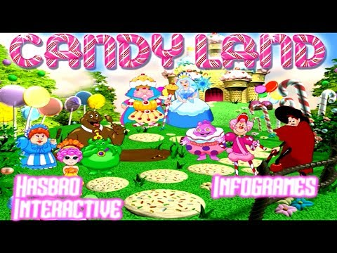 play candyland computer game online free