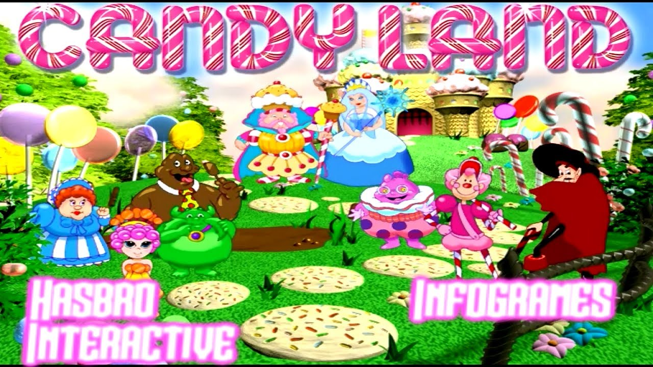 Play Candyland Game Online