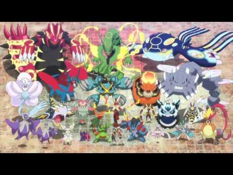 Pokemon AMV Rock the Beat