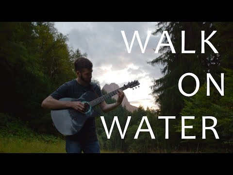 Walk on Water  Thirty Seconds to Mars  Fingerstyle Guitar