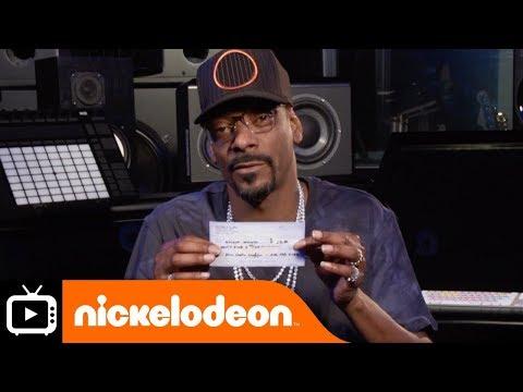 Danger Games | Snoop Dog Message | Nickelodeon UK