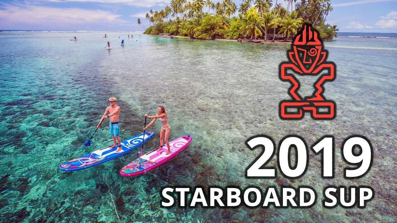 2019 Starboard Inflatable 10'8