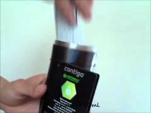 Термокружка Контиго Contigo West Loop - YouTube