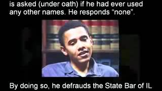 OBAMA BANNED THIS VIDEO - GEE, I WONDER WHY!