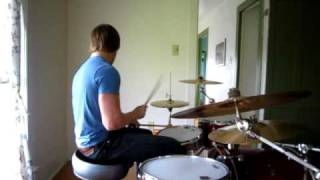 Drum cover to the cribs - mirror kissers