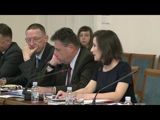 Dalija Orešković, 13.11.2019.,  Hrvatski sabor