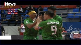 Sepak Takraw (INA) Indonesia vs (PHI) Philippines - SEA Games 2019