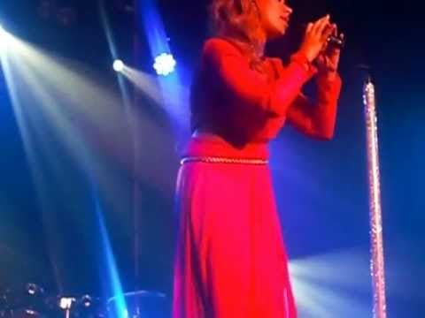 Leona Lewis  @ g-a-y 2012 all get better in time