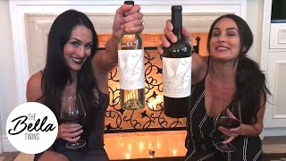 The Bella Twins have a WINE line? YES! YES! YES! 🍷 - Belle Radici, PART 1