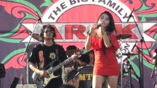Edan Turun - Dewi Permatasari - ARAK - LA Sonata live Kawistolegi Karanggeneng Lamongan