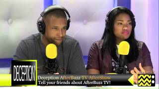 "Deception  After Show  Season 1 Episode 9 ""Good Luck With Your Death"" 