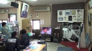 福島県会津坂下町にある「春日八郎おもいで館」です。