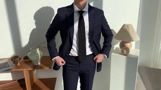 [오더클로젯] 스판 와이드카라 셔츠