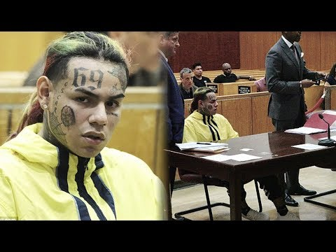 6ix9ine Faces Life In Prison