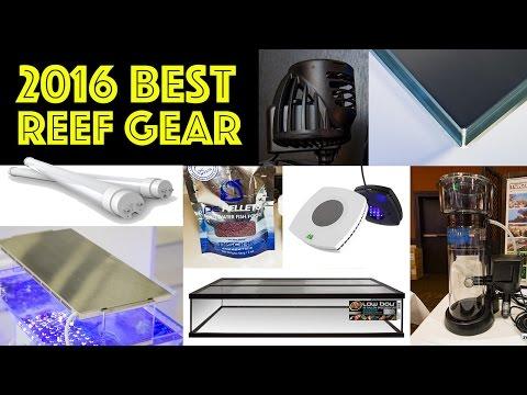 Top 10 Best Reef Aquarium Gear of 2016!