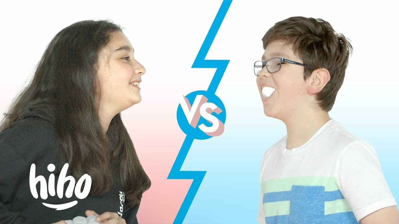 10 Year Old Twins Compete for TV Control | Spirited Debates | HiHo Kids