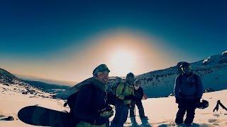 CLIMB and RIDE Mt. ERCIYES: Erciyes Dağı; Tekir, Çobanini, Şeytan Boğazı Kulvarı...
