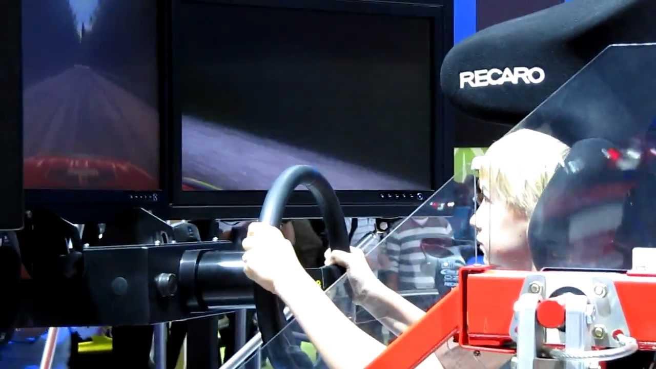 fahrsimulator 2011