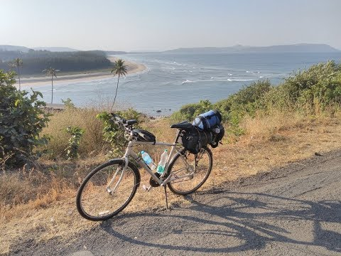 Coast to Coast Cycling- A journey covering the coastline of India by cycle