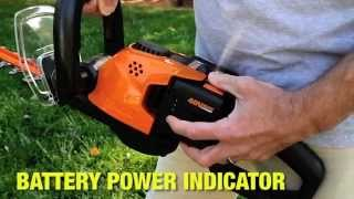WORX WG268E Hedge Trimmer only @ Mangas Home Improvement