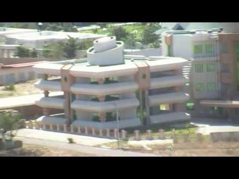 Ouagadougou - Umgebung de Präsidentenpalastes