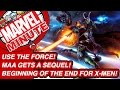 Use the Force! MAA gets a sequel! Beginning of the end for X-Men! - Marvel Minute 2015