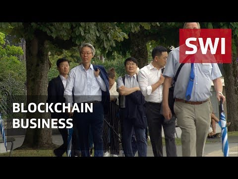 South Korean managers visit Crypto Valley