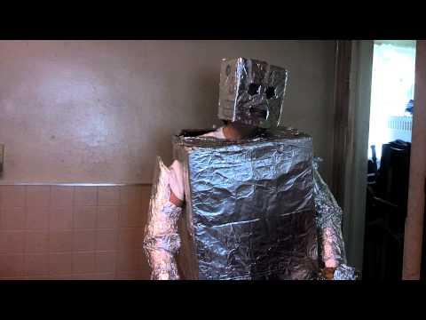 My alien robot veterans party