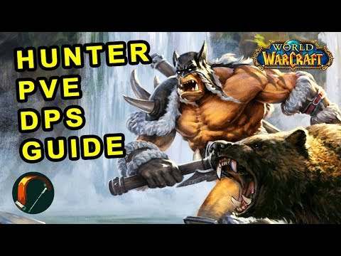 Classic WoW: Hunter PvE DPS Guide - Talents, Pre-Raid Bis & Rotation