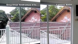 Smartfren Andromax V3s vs Lenovo A859