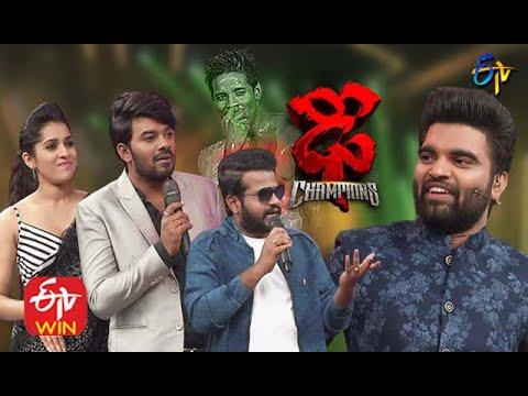 Dhee Champions | 17th June 2020  | Full Episode | ETV Telugu