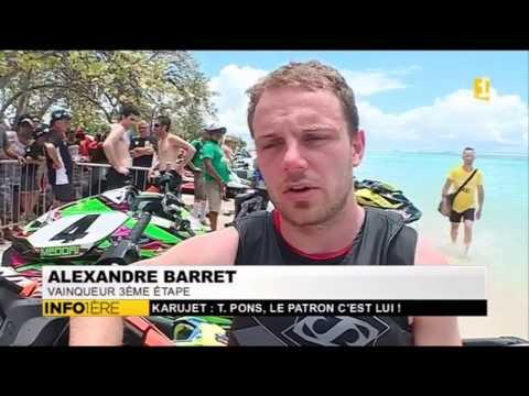 Karujet 2017 Guadeloupe1ere